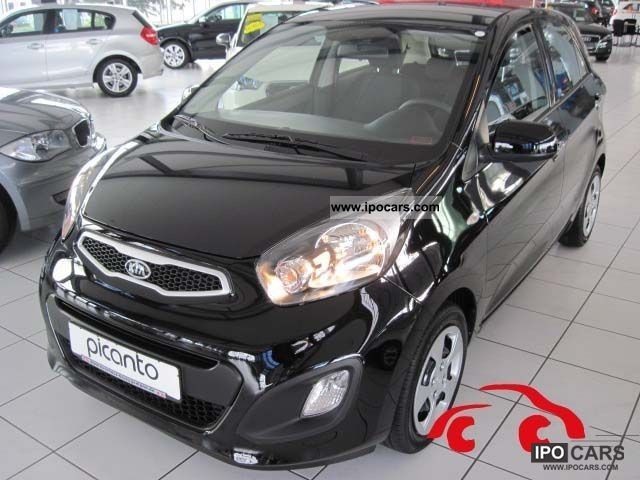2012 Kia  Picanto 1.0 5T MJ12 Edition 7 & 7 years of manufacture Limousine Used vehicle photo