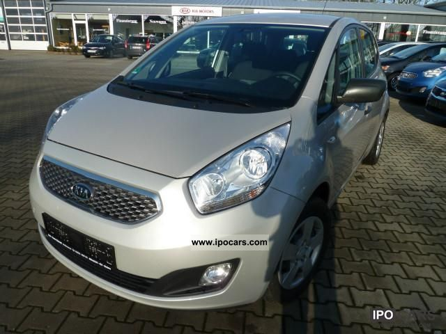2010 Kia  Venga 1.4 vision, ISG, winter package, Bluetooth, N Limousine Used vehicle photo