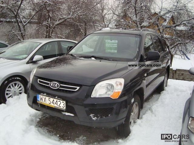 2008 Kia  Sportage po lifcie cena gross VAT 23% Other Used vehicle photo
