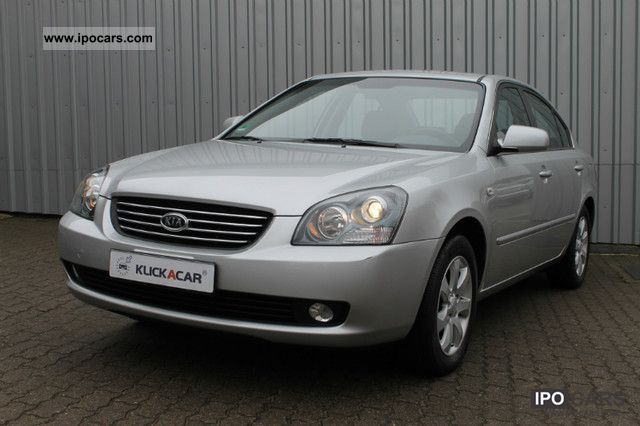 Kia  Magentis 2.0 EX with LPG gas system 2008 Liquefied Petroleum Gas Cars (LPG, GPL, propane) photo