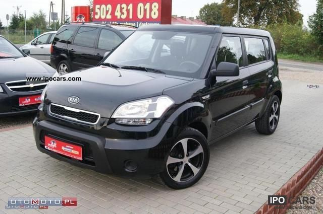 2009 Kia  Soul AIR * ALU * DIESEL * PERFECT STAN Small Car Used vehicle photo