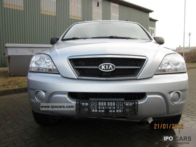 2011 Kia  Sorento 3.5 V6 EX Towing capacity 3.5 tonnes Off-road Vehicle/Pickup Truck Used vehicle photo