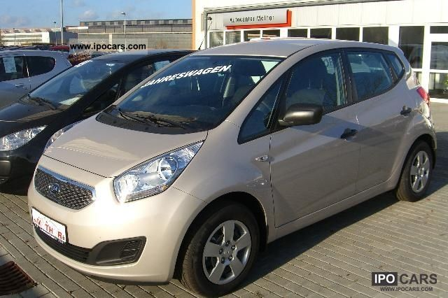 2010 Kia Venga 14 Crdi Air Esp Euro 5 Features Pre Car Photo