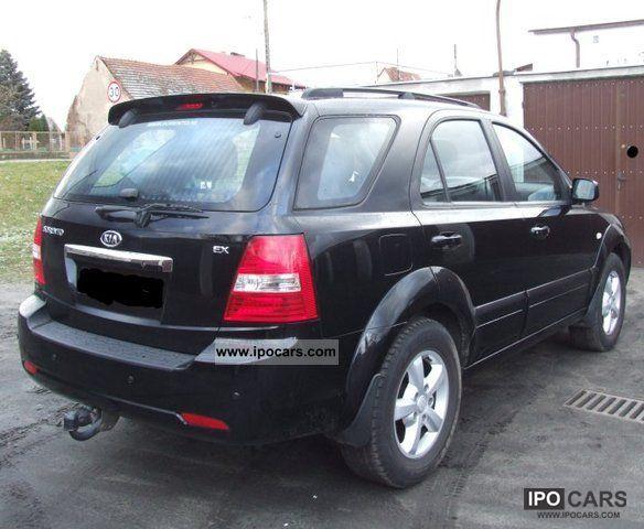 2007 kia sorento v6 4wd car photo and specs. Black Bedroom Furniture Sets. Home Design Ideas