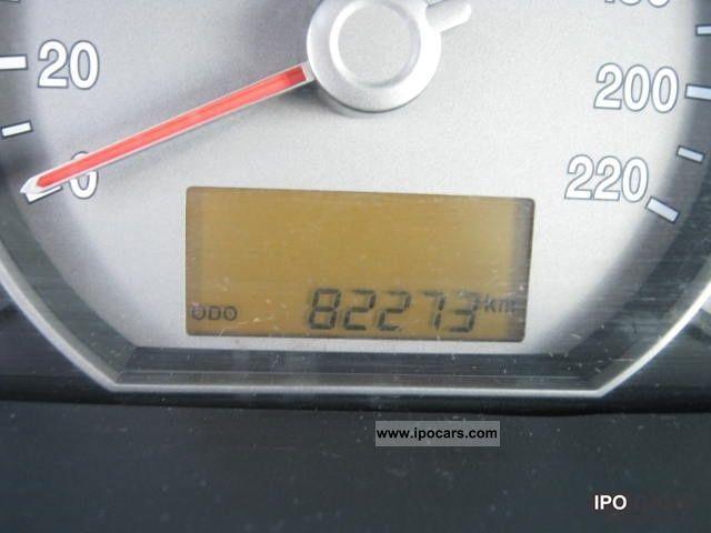 2007 Kia Carens 2.0 CRDi Diesel