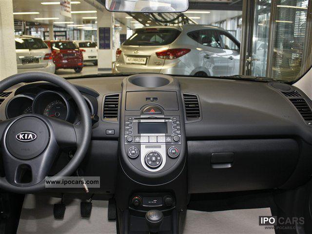 ... 2011 Kia Soul 1.6   Air Conditioning, Radio CD Van / Minibus New  Vehicle Photo