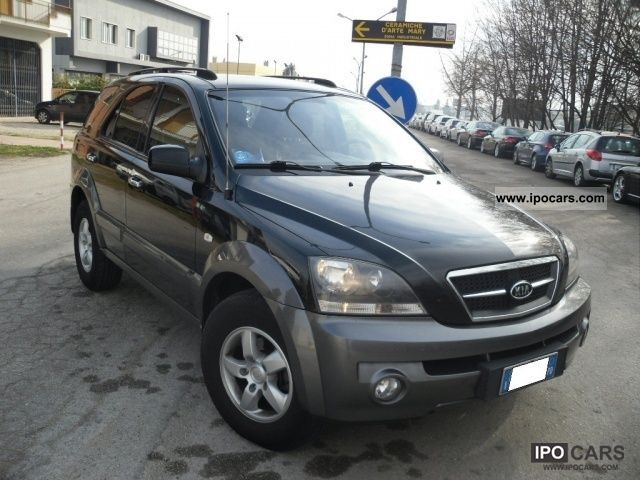 2006 Kia  Sorento CRDI 4WD EX 2.5 16V AUTOMATICA Off-road Vehicle/Pickup Truck Used vehicle photo