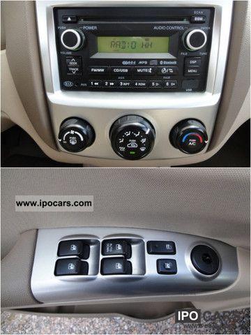 Kia Sportage Attract >> 2009 Kia 2WD Sportage 2.0 Attract * Air conditioning ...