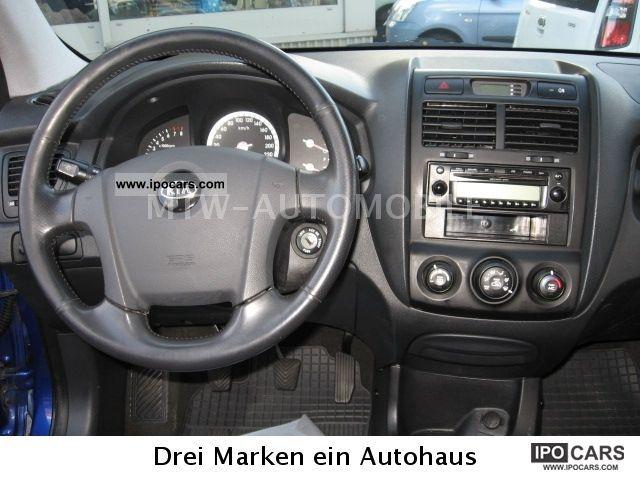 Lovely ... 2007 Kia Sportage LX 2.0 2WD (LPG) Gas Plant Off Road Vehicle/ ...