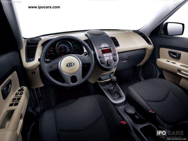 ... 2011 Kia Soul 1.6 CVVT LX Base Model 2011 Estate Car New Vehicle Photo  ...