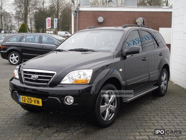 2008 kia sorento 3 3 v6 automaat adventure leather navi. Black Bedroom Furniture Sets. Home Design Ideas