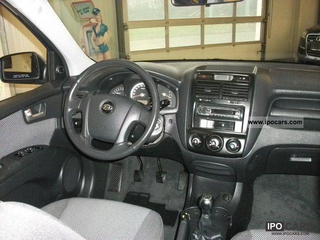 ... 2007 Kia Sportage LX 2.0 + German Car Tires New Off Road Vehicle/Pickup  ...