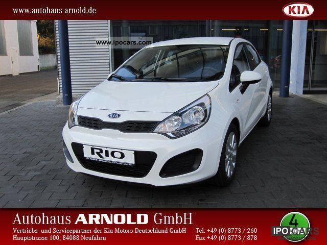 2012 Kia  Rio 1.2 CRDi New Edition 7 Climate-Climate Model Small Car Pre-Registration photo