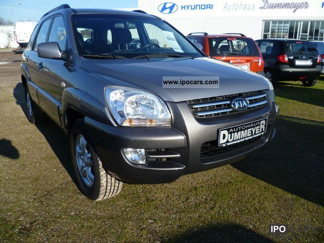 Kia  Sportage EX 2.0 / - LPG - WHEEL 2004 Liquefied Petroleum Gas Cars (LPG, GPL, propane) photo