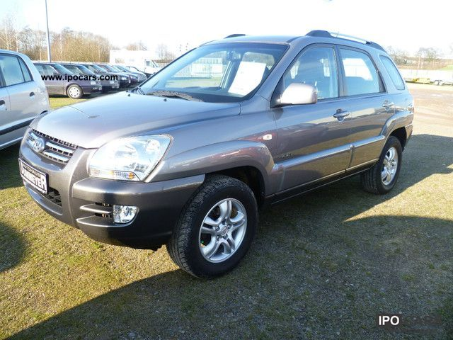 2004 Kia Sportage EX 2.0 / - LPG - WHEEL Off-road Vehicle/Pickup Truck ...