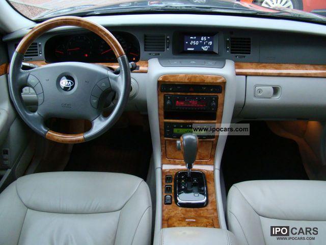 Opirus 2006 Interior 2006 Kia 3.5i v6 Opirus