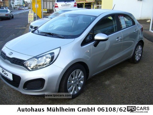 2012 Kia  Rio 1.2 SPECIAL EDITION ACTION March Small Car Used vehicle photo