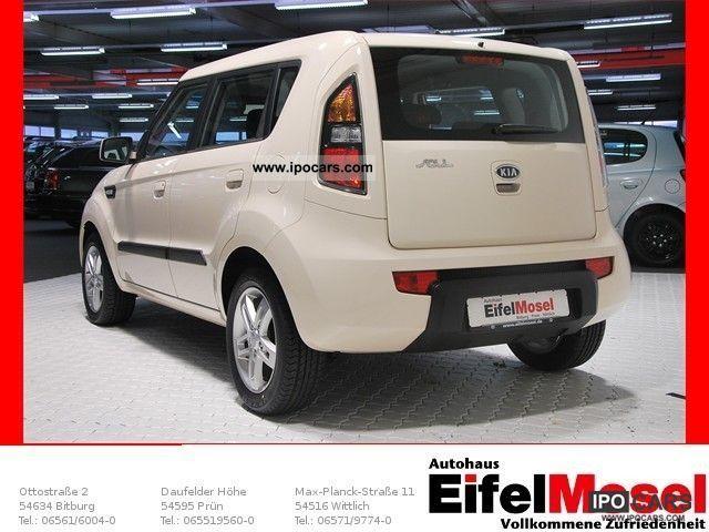 2011 Kia Soul 1 6 Car Photo And Specs