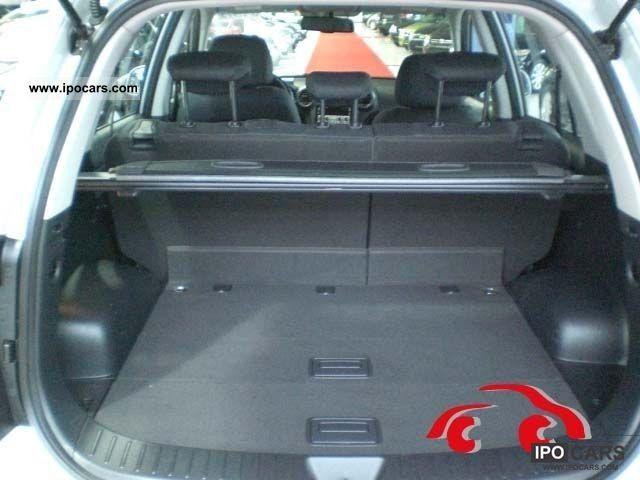 2008 Kia Carens 2 0 Ex 5 Seater Car Photo And Specs