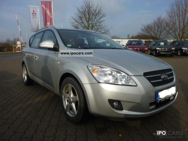 2007 Kia  2.0 CRDi Estate Car Used vehicle photo