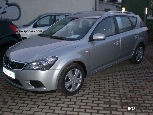 2012 Kia  1.4 Comfortline / ISG / Bluetooth FSA Estate Car Used vehicle photo