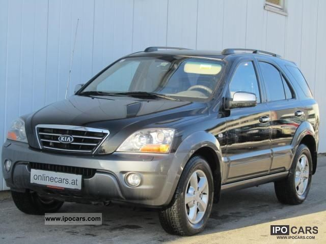 2008 kia sorento 2 5 crdi active net 11790 car photo. Black Bedroom Furniture Sets. Home Design Ideas