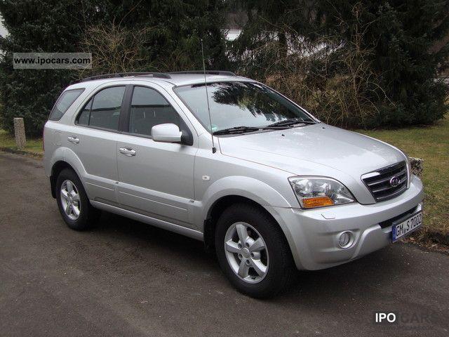 Kia Sorento Towing Capacity >> 2008 Kia Sorento 2.5 CRDi VGT aut. EX - Car Photo and Specs