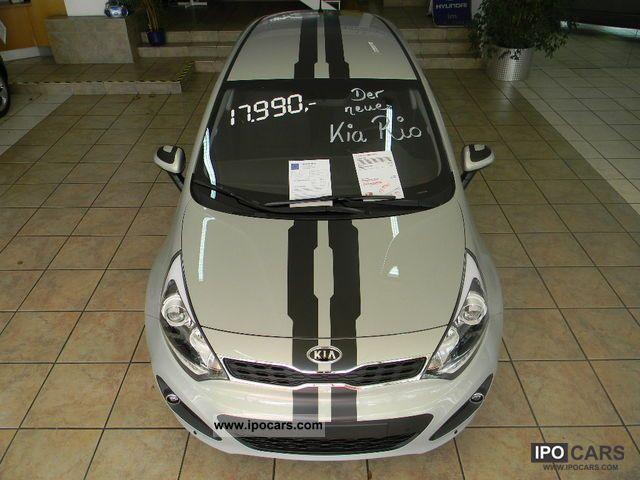 2012 Kia  NEW Rio 1.4 CRDI * Spirit * Available Immediately * EURO 5 * Small Car Used vehicle photo