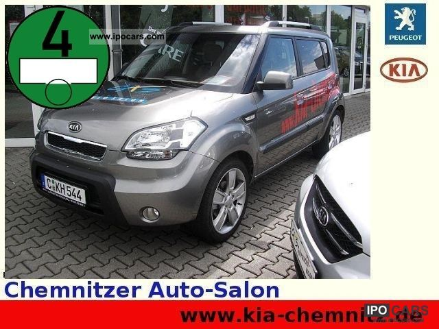 Kia  Spirit Soul 1.6 included sound package and GAS!! Sp 2009 Liquefied Petroleum Gas Cars (LPG, GPL, propane) photo