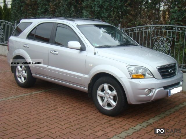 2007 Kia  2.5 CRDI Auto, fully equipped, Navi.Standheizung Off-road Vehicle/Pickup Truck Used vehicle photo