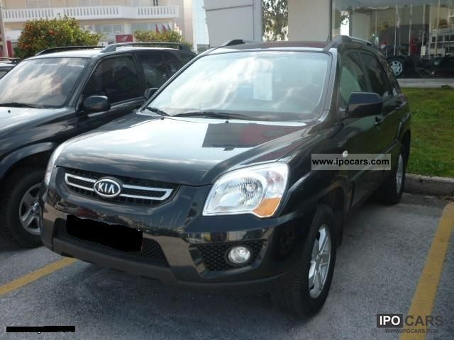 2009 Kia  2WD Sportage 2.0 Active Off-road Vehicle/Pickup Truck Used vehicle photo