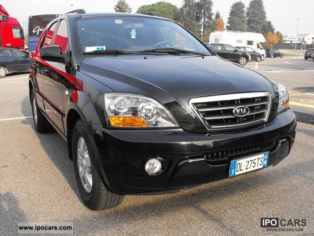 2008 kia sorento crdi vgt 4wd 2 5 16v active car photo. Black Bedroom Furniture Sets. Home Design Ideas