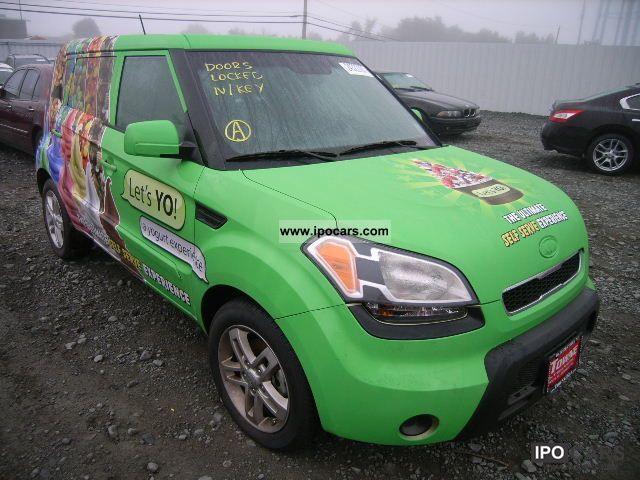 2011 Kia SOUL Limousine
