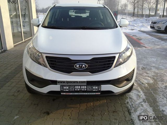 2011 Kia  1.6 GDI Sportage 2WD MT Off-road Vehicle/Pickup Truck New vehicle photo