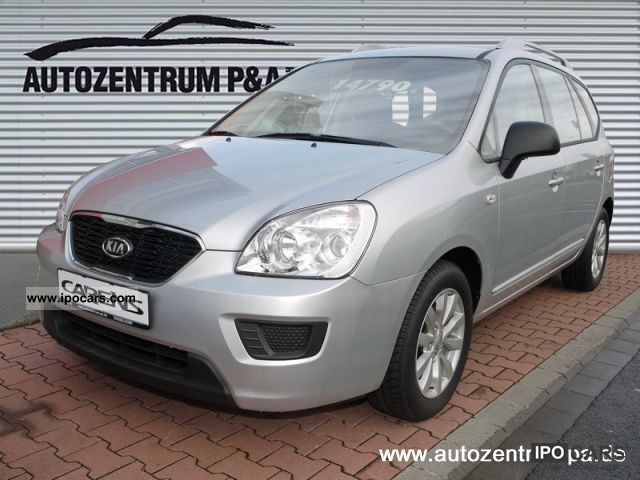 2011 Kia  Carens 1.6 Vision € 5 Van / Minibus Pre-Registration photo