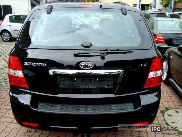2008 kia sorento 2 5 crdi first owner 2jh garantie car photo and specs. Black Bedroom Furniture Sets. Home Design Ideas