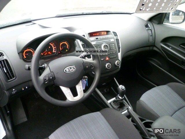 2012 Kia Cee D Isg 1 6 Crdi 90hp Cool Climate Car Photo