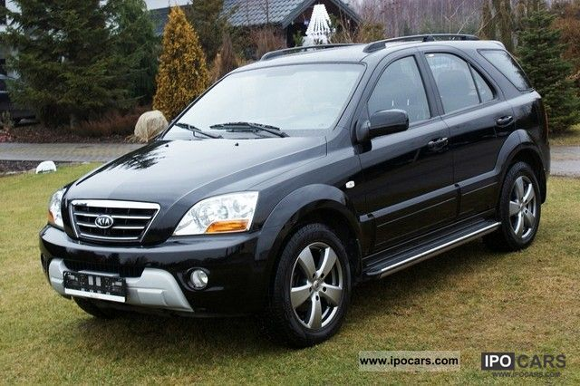 2008 kia sorento off road accident free perfect navi car. Black Bedroom Furniture Sets. Home Design Ideas
