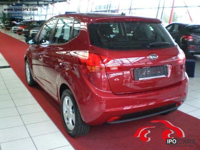 2012 Kia Venga 1 6 Car Spirit Mj12 Amp 7 Year Manufacturer