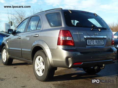 2008 kia sorento 2 5 crdi vgt at ex car photo and specs. Black Bedroom Furniture Sets. Home Design Ideas