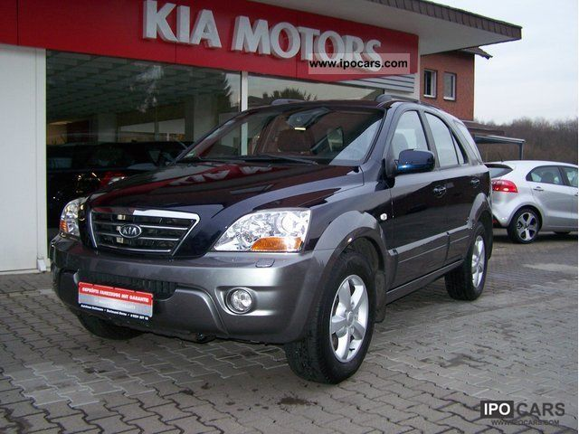 2008 kia sorento 2 5 crdi ex dpf1 hand sunroof leather. Black Bedroom Furniture Sets. Home Design Ideas