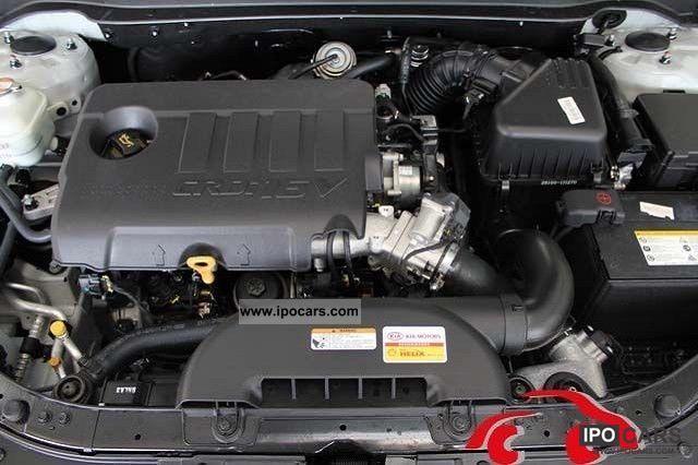2012 Kia Ceed Sporty Wagon 1 6 Crdi Comfort Spirit 7 Years