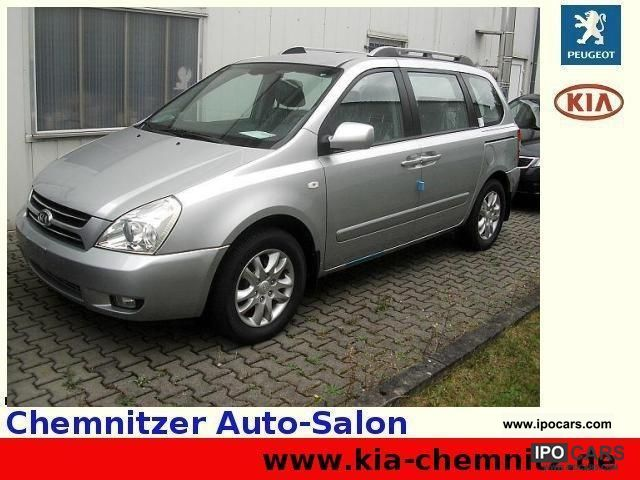 Kia  Carnival 2.7 V6 EX Leather navigation gas 2009 Liquefied Petroleum Gas Cars (LPG, GPL, propane) photo