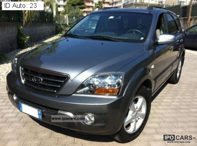2007 Kia  Other CRDI VGT 4WD Sorrento 2.5 16v Active Class Off-road Vehicle/Pickup Truck Used vehicle photo
