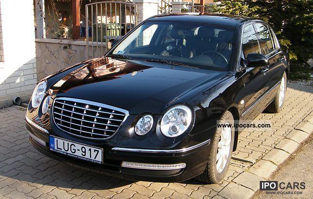 2008 Kia  Opirus 3.8 V6 Limousine Used vehicle photo