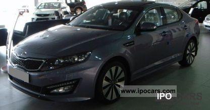 2012 Kia  Optima LX 2.0L, MY2012, T1: $ 21,900.00 Limousine Used vehicle (business photo