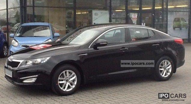 2011 Kia  Optima Limousine New vehicle photo
