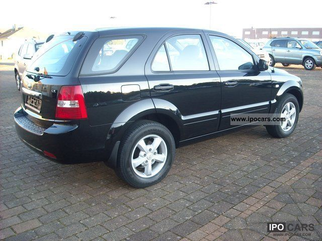 2008 kia sorento 2 5 crdi lx 1 hand car photo and specs. Black Bedroom Furniture Sets. Home Design Ideas