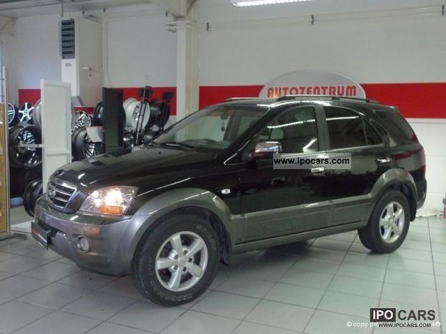 2008 Kia  Sorentro Sorento 2.5 CRDI Auto Off-road Vehicle/Pickup Truck Used vehicle photo