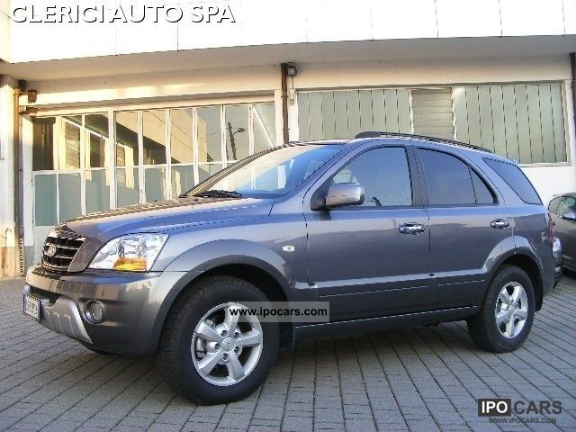 2008 Kia  VGT CRDI Sorento 2.5 16v 4WD Black Label Car Off-road Vehicle/Pickup Truck Used vehicle photo